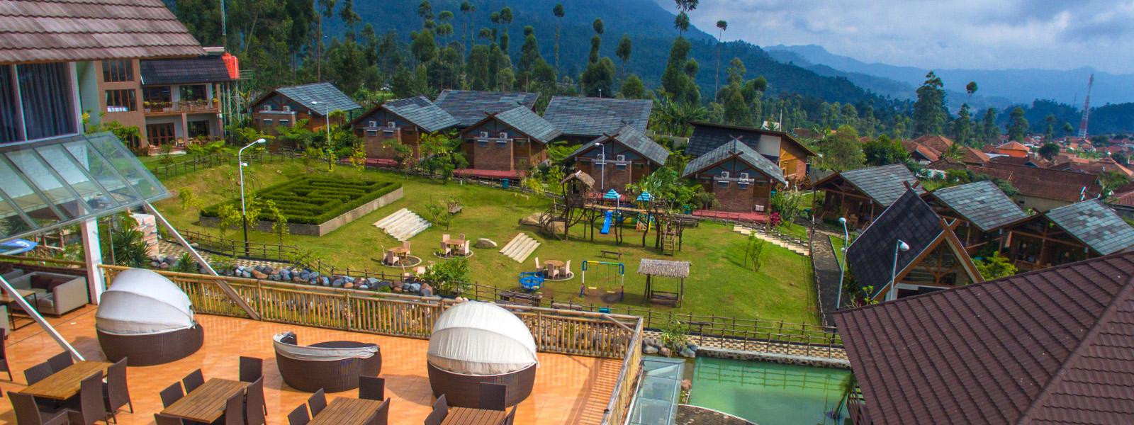 Booking Resort Di Ciwidey Untuk Keluarga Call 081323739973